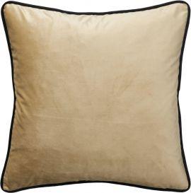 Enya Kuddfodral gul/svart 45x45cm