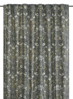 Vilja Gardin 2P grå 2x130x250cm