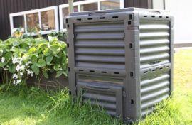 Greenline Trädgårdskompost Garden Easy 300 L svart