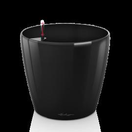 Självvattnande Kruka Classico 60 svart högglans h56cm
