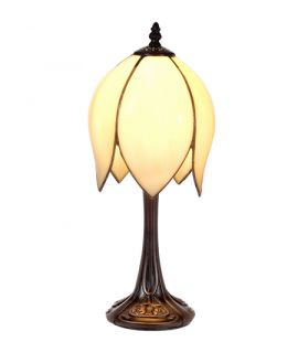 Konval Tiffany bordslampa 42cm
