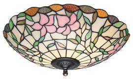 Nostalgia Design Hibiskus Tiffany plafond 40cm