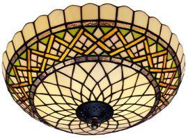 Nostalgia Design Retro Tiffany plafond 40cm