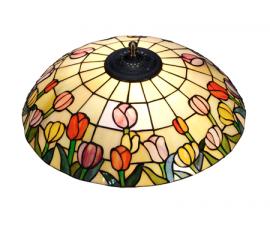 Nostalgia Design Tulipana Tiffany plafond 40cm