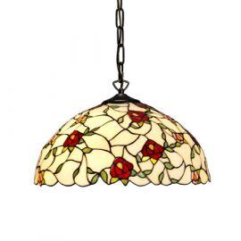 Nostalgia Design Vildros Tiffany taklampa 40cm