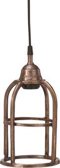 Boston industrilampa i rustik råkoppar för fönster för dig som vill skapa mysig industrikänsla i hemmet.