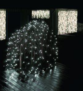 Chrissline Micro Ljussnät 50 lampor 1x1m START