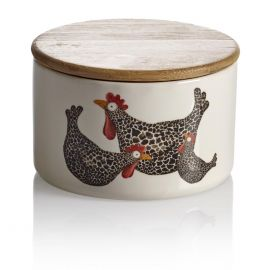 Keramikburk Hönan Doris ø12,8cm