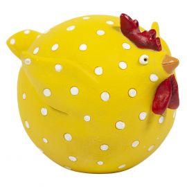 Hönan Lisbeth gul 3,5cm