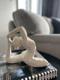 Yoga Olathe vit 18,5cm