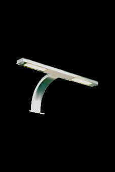Bari Vägglampa krom 30cm