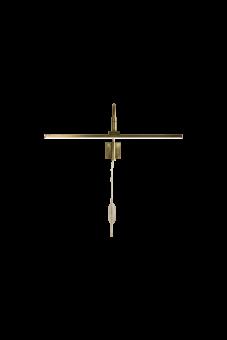 Miro Vägglampa antik 40cm