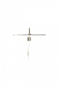 Miro Vägglampa stål 40cm