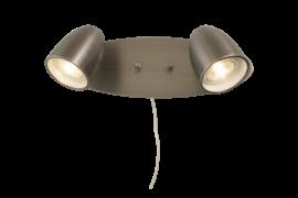 Sandnes Vägglampa tenn 32cm