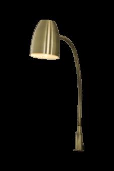 Sandnes Sänglampa antik 48cm