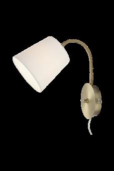 Ljusdal Vägglampa antik 31cm