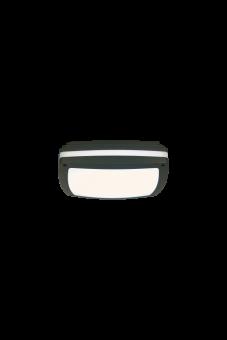 Quadro Plafond mörkgrå 30cm