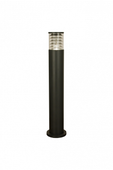 Kolv Pollare mörkgrå 100cm