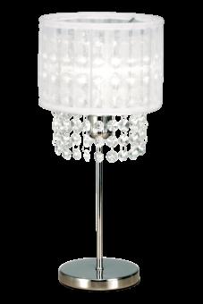 Vendela Bordslampa krom 35,5cm