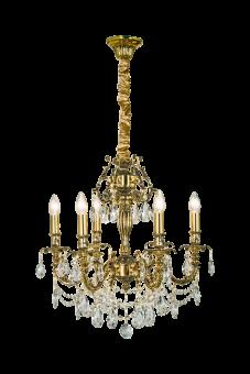 Versailles Taklampa antik 58cm