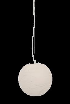 Moon Taklampa vit 30cm