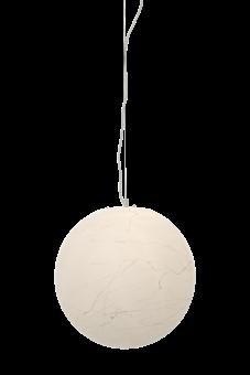 Moon Taklampa vit 40cm