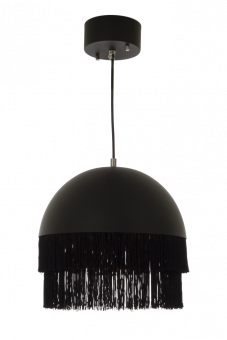 Fransa Taklampa svart 30cm