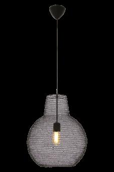 Trassel Taklampa svart 53cm
