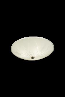 Nerine Plafond vit/stål 42cm