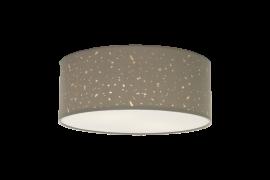 Starry Plafond grå/vit 38cm