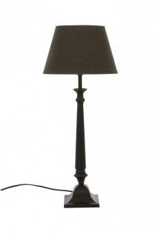 Emelie Bordslampa svart 48cm