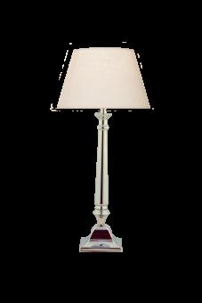 Emelie Bordslampa silver 48cm