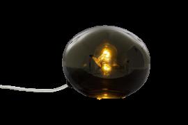 Globus Bordslampa rökgrå 18cm