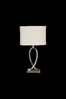 Posh Bordslampa krom 54cm