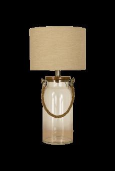 Koj Bordslampa klar/natur 57cm