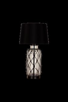 Marine Bordslampa svart/klar 55cm
