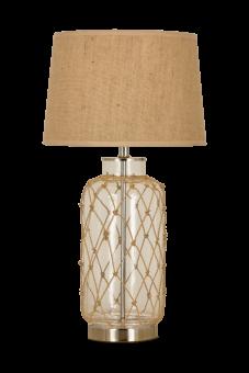 Marine Bordslampa klar/natur 55cm