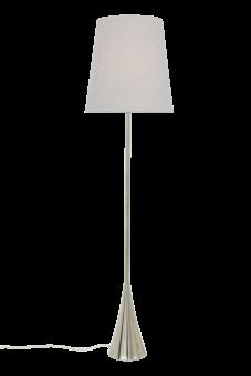 Spira Bordslampa krom 70cm
