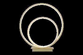 Loop Bordslampa champagne 37cm