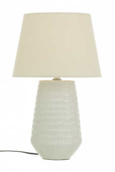 Mona Bordslampa vit 45cm