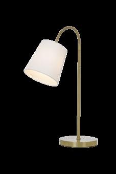 Ljusdal Bordslampa antik 49cm