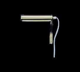 Picasso Vägglampa mässing 23cm