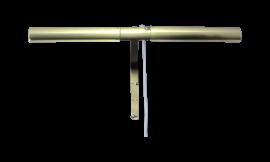 Picasso Vägglampa mässing 47cm