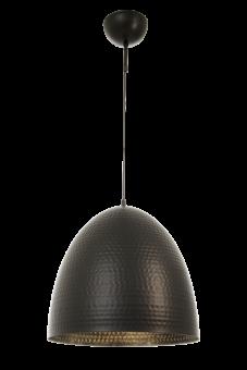 Boss Taklampa svart/silver 40cm