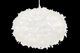 Dun Taklampa vit 55cm