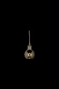 Leah Fönsterlampa rökgrå 13cm