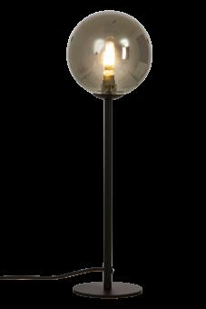 Molekyl Bordslampa svart/rökgrå 43cm