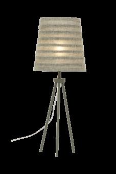 Fussili Bordslampa grå 53cm