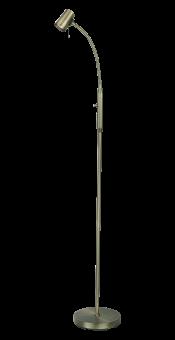 Pilot Golvlampa antik 135cm