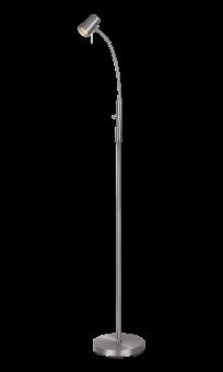 Pilot Golvlampa stål 135cm